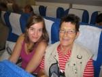 Fia en Tessa op reis Indonesie